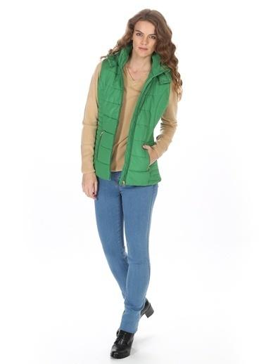 Loox Yelek Yeşil